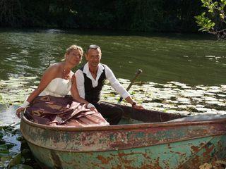 Le mariage de Corinne et Gilles