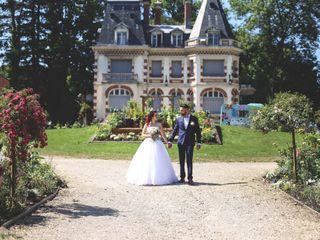 Le mariage de Ophélie et Dorian