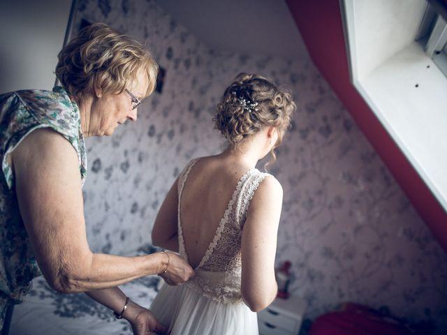 Le mariage de Ben et Clotilde à Steenwerck, Nord 8