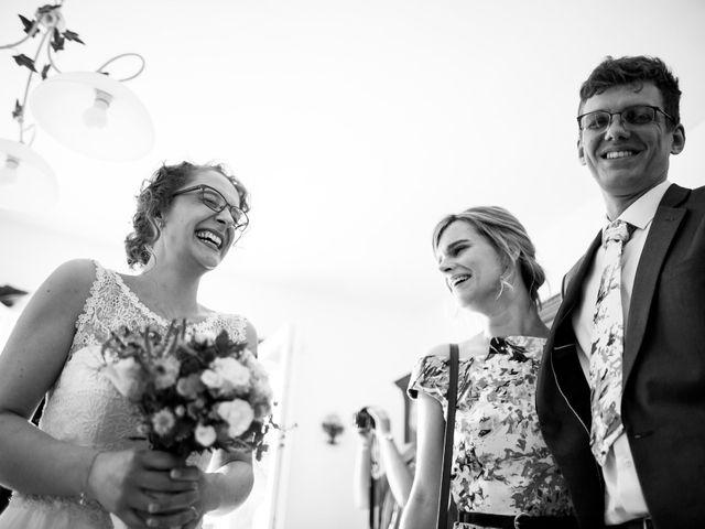 Le mariage de Ben et Clotilde à Steenwerck, Nord 19