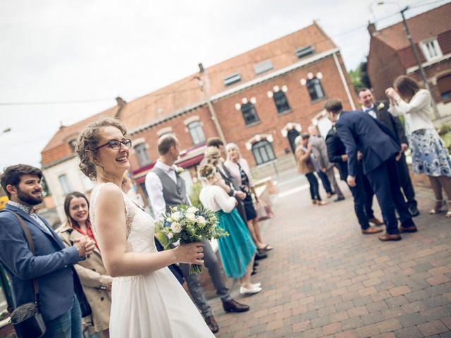 Le mariage de Ben et Clotilde à Steenwerck, Nord 26