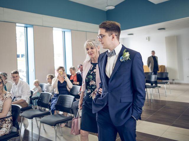 Le mariage de Ben et Clotilde à Steenwerck, Nord 27