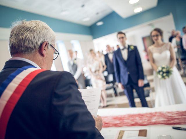 Le mariage de Ben et Clotilde à Steenwerck, Nord 31