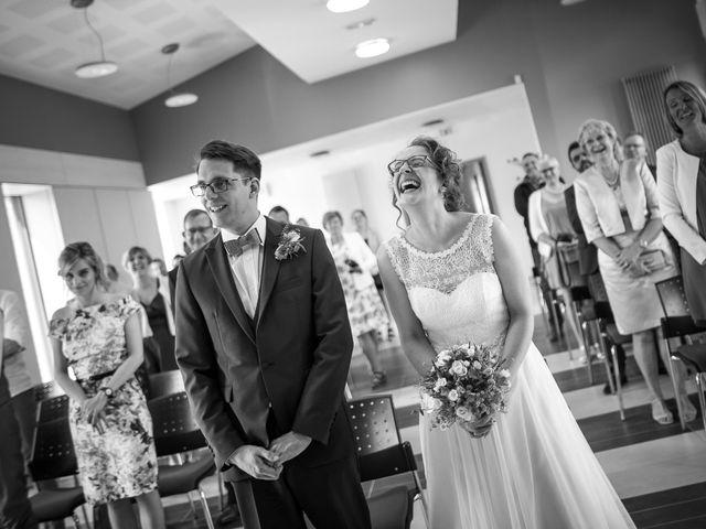 Le mariage de Ben et Clotilde à Steenwerck, Nord 32