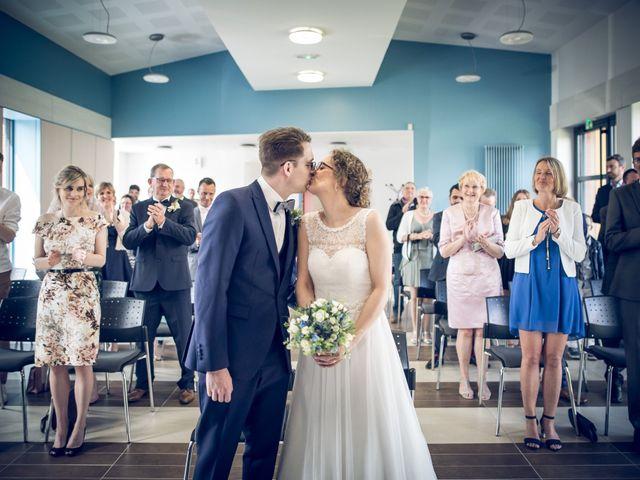 Le mariage de Ben et Clotilde à Steenwerck, Nord 33