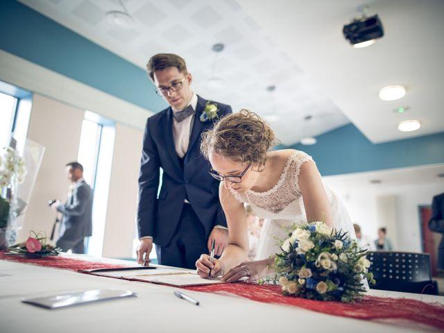 Le mariage de Ben et Clotilde à Steenwerck, Nord 34