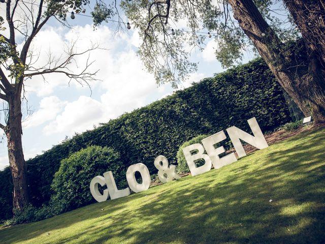 Le mariage de Ben et Clotilde à Steenwerck, Nord 38
