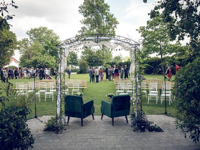 Le mariage de Ben et Clotilde à Steenwerck, Nord 40