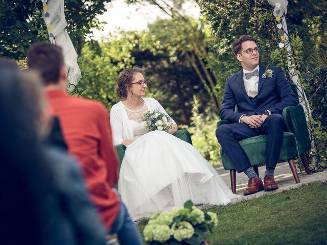 Le mariage de Ben et Clotilde à Steenwerck, Nord 43