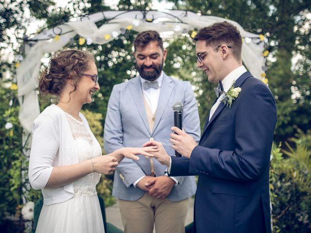 Le mariage de Ben et Clotilde à Steenwerck, Nord 50