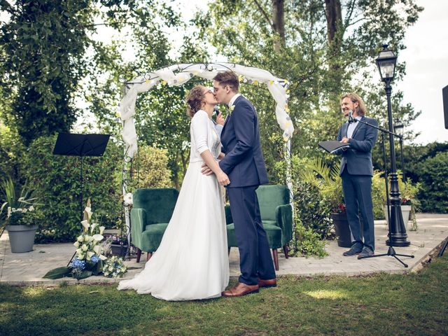 Le mariage de Ben et Clotilde à Steenwerck, Nord 51