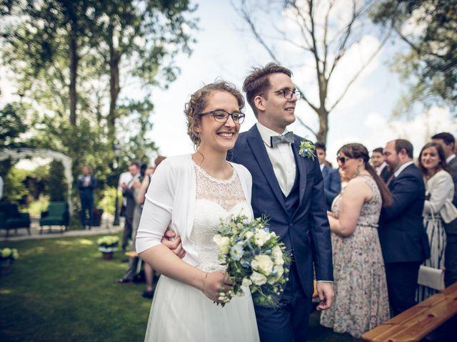 Le mariage de Ben et Clotilde à Steenwerck, Nord 53