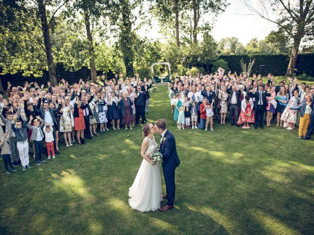 Le mariage de Ben et Clotilde à Steenwerck, Nord 54