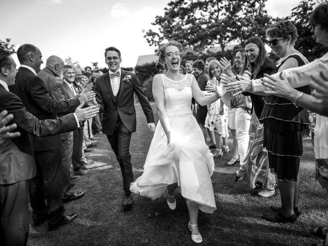 Le mariage de Ben et Clotilde à Steenwerck, Nord 62