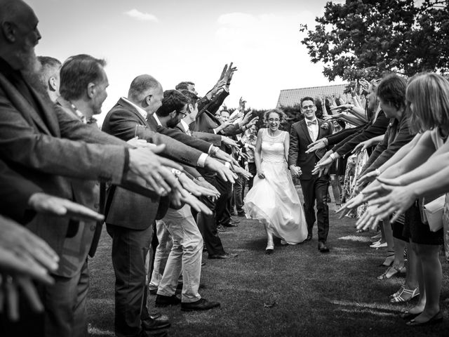 Le mariage de Ben et Clotilde à Steenwerck, Nord 63