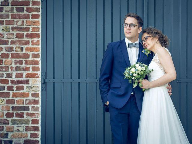 Le mariage de Ben et Clotilde à Steenwerck, Nord 65