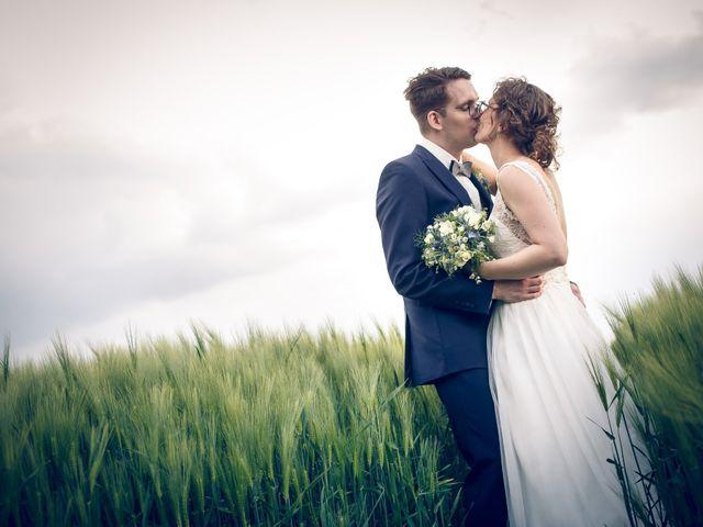Le mariage de Clotilde et Ben