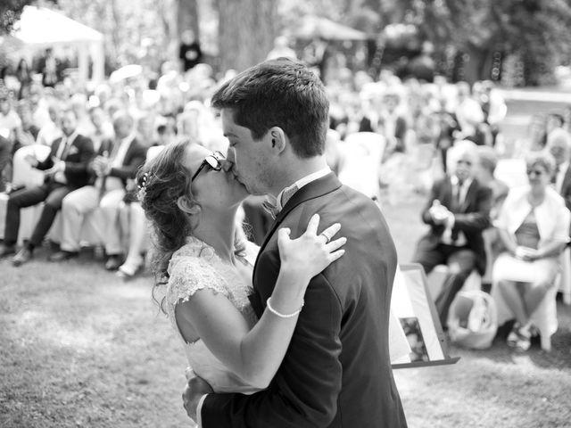Le mariage de Aline et Thibault