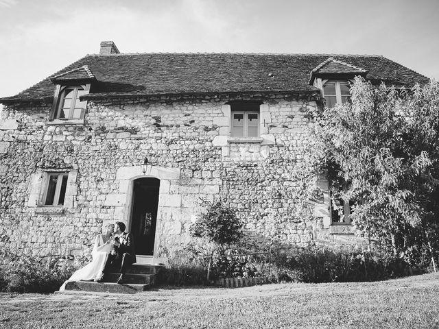 Le mariage de Jérémy et Marie à Tours, Indre-et-Loire 16