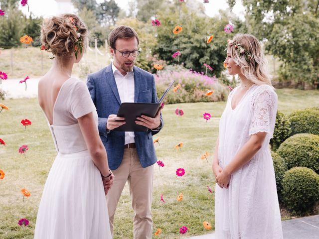 Le mariage de Elise et Myriam à Halluin, Nord 1