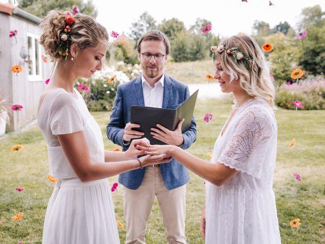 Le mariage de Elise et Myriam à Halluin, Nord 3