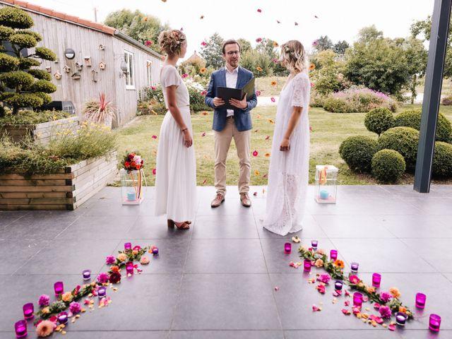 Le mariage de Elise et Myriam à Halluin, Nord 4