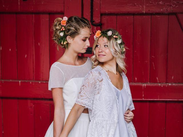 Le mariage de Elise et Myriam à Halluin, Nord 22