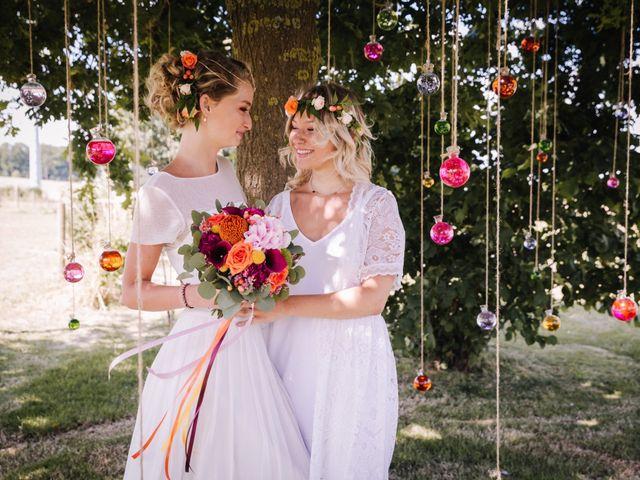 Le mariage de Elise et Myriam à Halluin, Nord 30