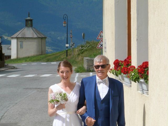 Le mariage de Jean et Léa à Peisey-Nancroix, Savoie 3
