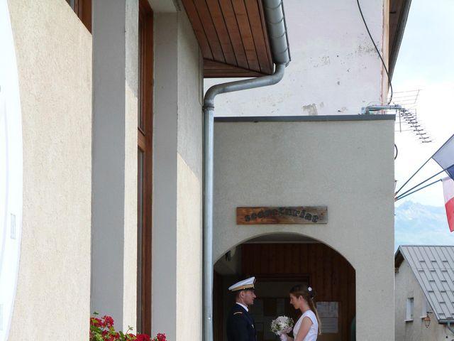 Le mariage de Jean et Léa à Peisey-Nancroix, Savoie 4