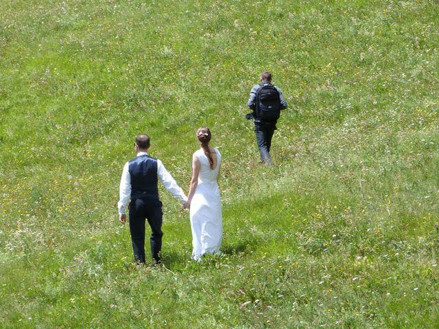 Le mariage de Jean et Léa à Peisey-Nancroix, Savoie 5