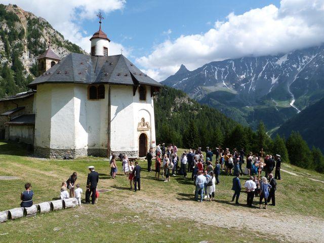 Le mariage de Jean et Léa à Peisey-Nancroix, Savoie 7