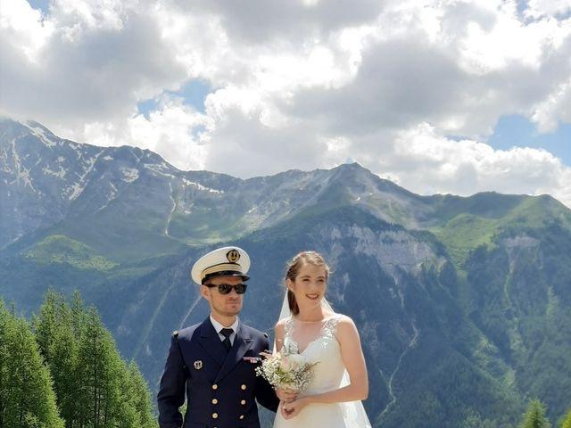 Le mariage de Jean et Léa à Peisey-Nancroix, Savoie 11