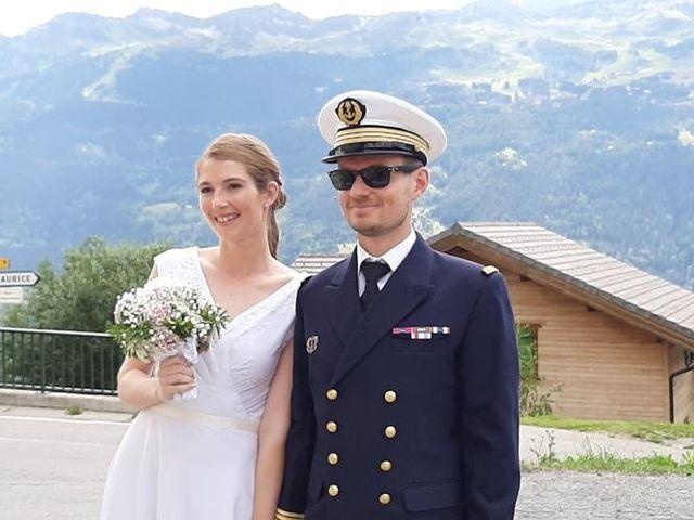 Le mariage de Jean et Léa à Peisey-Nancroix, Savoie 2