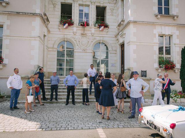 Le mariage de Franck et Carine à Savonnières, Indre-et-Loire 2