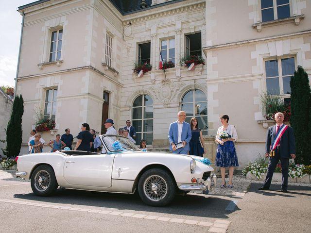 Le mariage de Franck et Carine à Savonnières, Indre-et-Loire 3