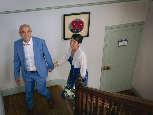 Le mariage de Franck et Carine à Savonnières, Indre-et-Loire 4