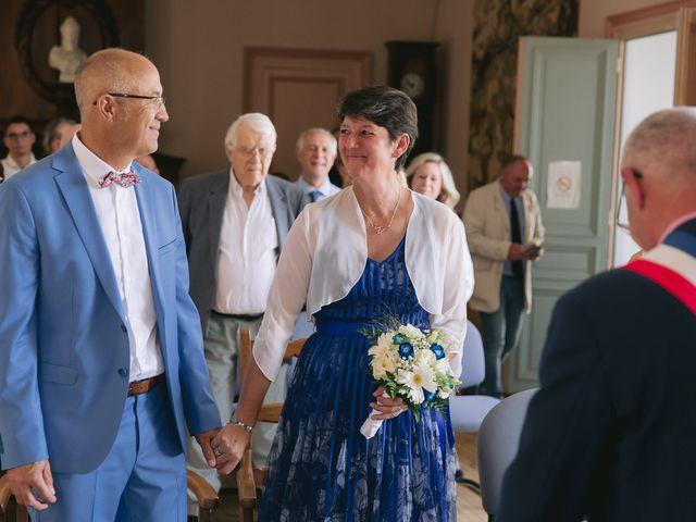 Le mariage de Franck et Carine à Savonnières, Indre-et-Loire 6