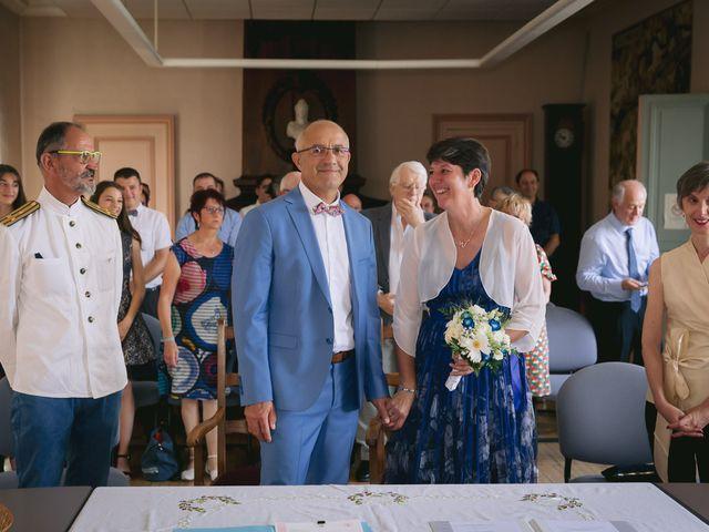 Le mariage de Franck et Carine à Savonnières, Indre-et-Loire 7