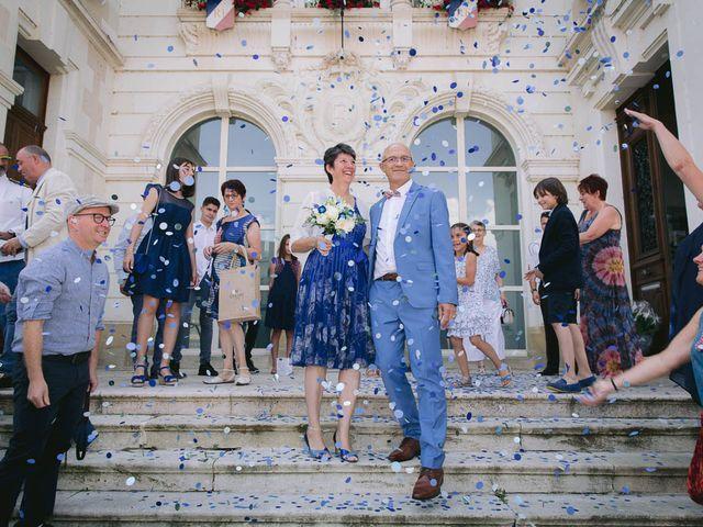 Le mariage de Franck et Carine à Savonnières, Indre-et-Loire 9
