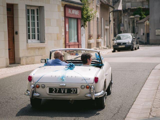 Le mariage de Franck et Carine à Savonnières, Indre-et-Loire 12