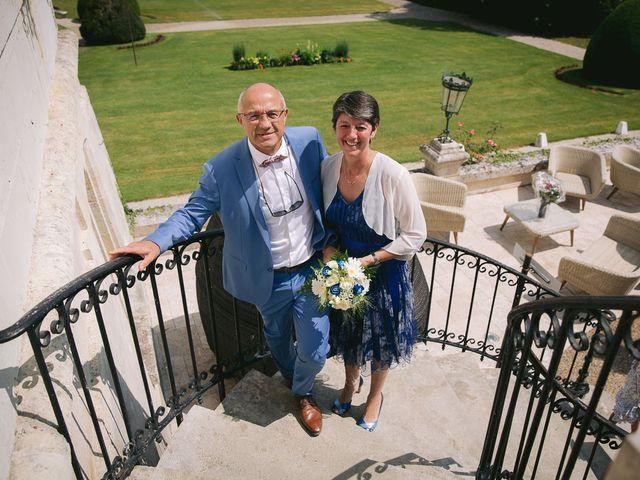 Le mariage de Franck et Carine à Savonnières, Indre-et-Loire 14