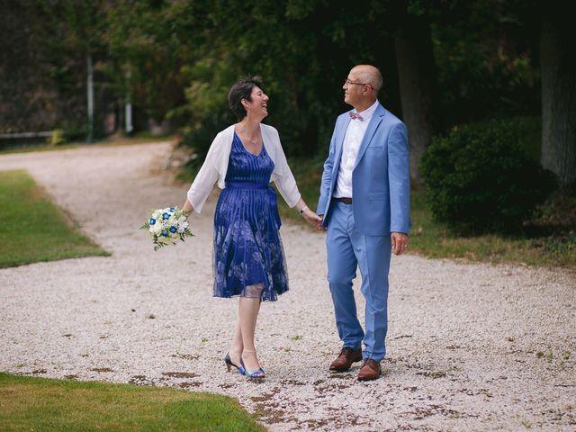 Le mariage de Franck et Carine à Savonnières, Indre-et-Loire 18