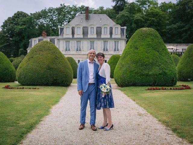 Le mariage de Carine et Franck