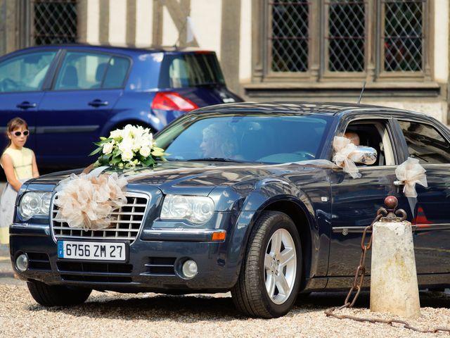 Le mariage de Gilles et Corinne à Vernon, Eure 1