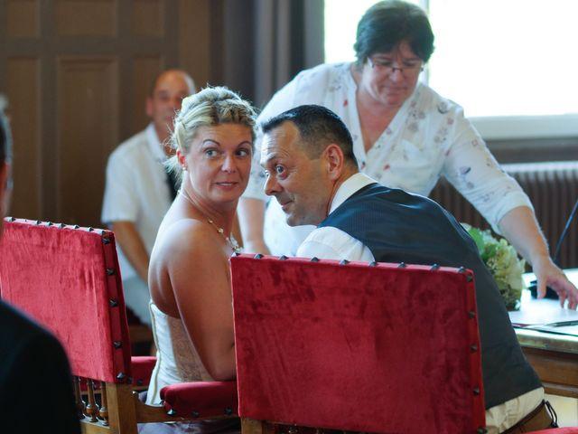 Le mariage de Gilles et Corinne à Vernon, Eure 8