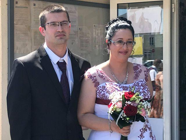 Le mariage de Myriam et Rémy à Thouars, Deux-Sèvres 1