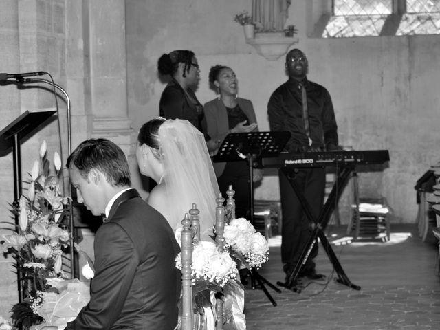 Le mariage de Alexis et Elise à Luzarches, Val-d'Oise 30