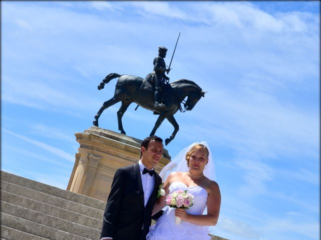 Le mariage de Alexis et Elise à Luzarches, Val-d'Oise 41