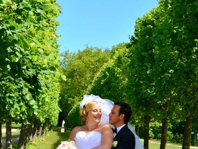 Le mariage de Alexis et Elise à Luzarches, Val-d'Oise 49